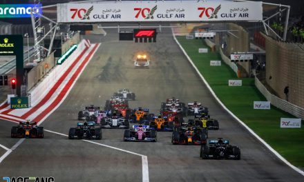 Bahrain promoter not concerned by competition from Saudi Arabian GP · RaceFans