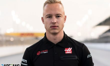 """Mazepin: """"I'm ready for F1"""
