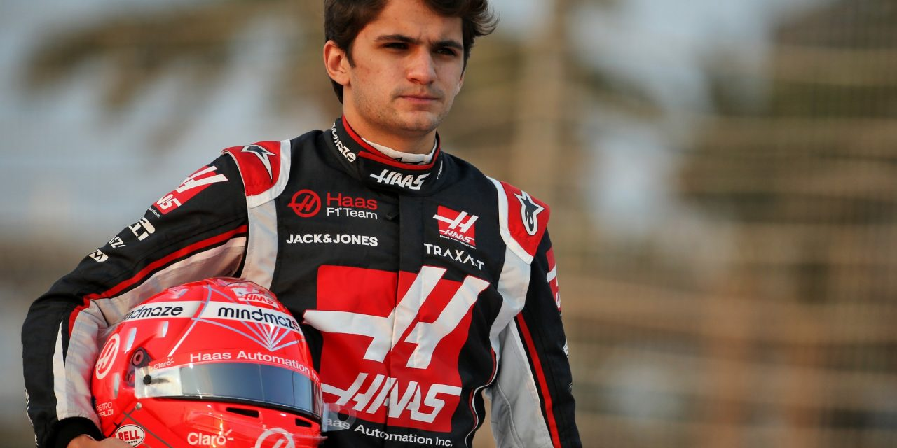 Fittipaldi returns to test and reserve driver role at Haas · RaceFans