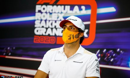 Sainz wants to join Alonso at 'young drivers' test · RaceFans