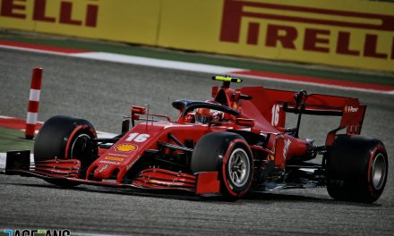 "Leclerc made ""huge step"" after studying Gasly's onboard camera · RaceFans"