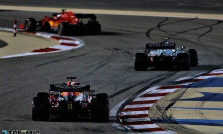 Traffic on Bahrain's Outer ring road will create qualifying headaches · RaceFans