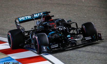 Russell convinced Bottas was quicker than him in practice despite heading session · RaceFans