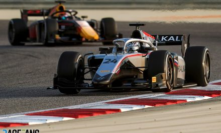 Mazepin narrowly avoids ban after two penalties for four incidents in F2 race · RaceFans