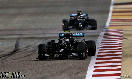 Bottas pips Russell to Sakhir pole by two-hundredths of a second · RaceFans
