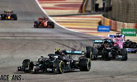 No Mercedes team orders plus mix of strategies raises prospects of lively race · RaceFans