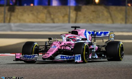 Perez rebounds from 18th to take first win after heartbreak for Russell · RaceFans