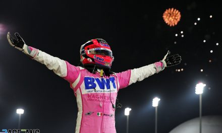 Perez makes his case for 2021 chance with masterful recovery drive for first win · RaceFans