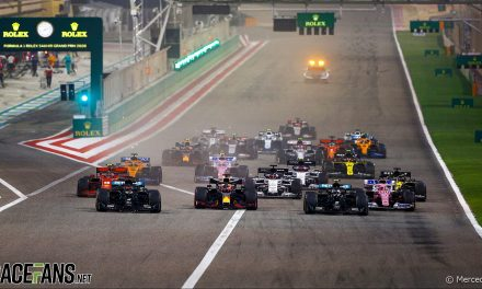 Vote for your 2020 Sakhir Grand Prix Driver of the Weekend · RaceFans