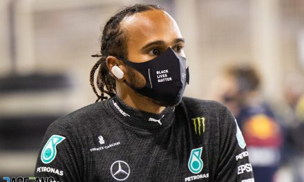 Delay over Hamilton's new Mercedes contract not about his salary