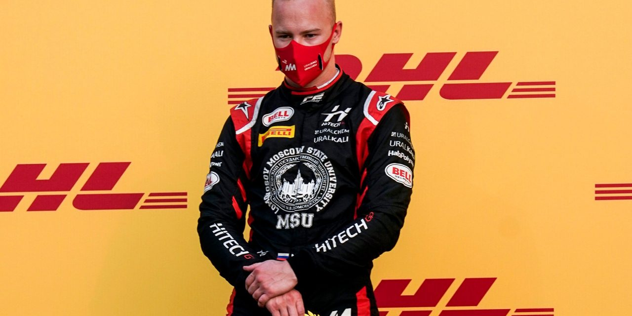 Mazepin will not lose his F1 seat over grope video