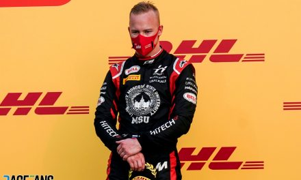 Mazepin faces further Haas talks over grope video but team may keep outcome private · RaceFans