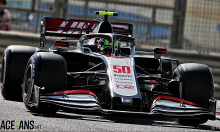 2020 Abu Dhabi Grand Prix practice in pictures · RaceFans