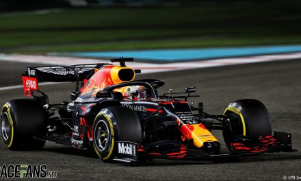 Verstappen stuns Mercedes by seizing pole for season finale · RaceFans