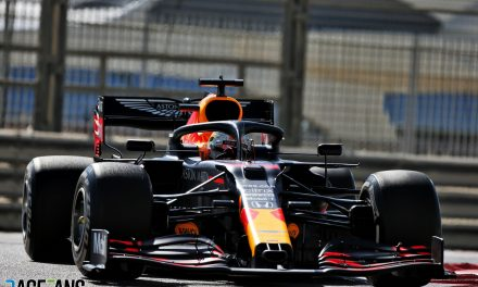 Verstappen leads Red Bull one-two, top Mercedes sixth in final practice · RaceFans