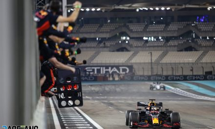 "Red Bull ""did everything right"" in dominant win · RaceFans"
