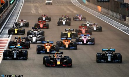 Vote for your 2020 Abu Dhabi Grand Prix Driver of the Weekend · RaceFans