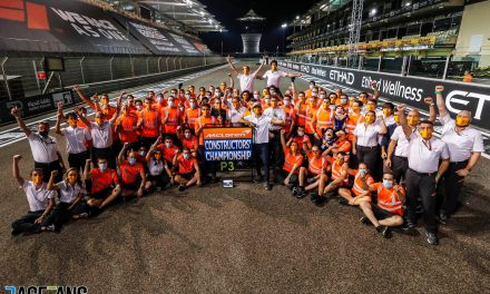 Can McLaren finish third again in 2021? Zak Brown assesses their key rivals · RaceFans