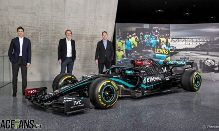 Is Mercedes' Ineos deal its first step towards an F1 exit? · RaceFans