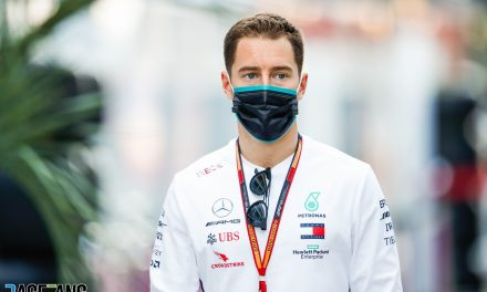 "Vandoorne says he has ""a chance"" to replace Hamilton as Russell is linked to seat · RaceFans"