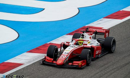 Schumacher clinches F2 title in 18th place as Daruvala takes first win · RaceFans