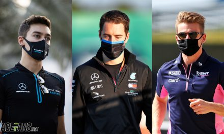 Who will Mercedes pick to replace Hamilton at the Sakhir GP? · RaceFans