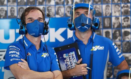 Suzuki MotoGP team won't replace F1-bound Brivio for 2021 | MotoGP News