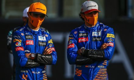 Norris felt 'perfect combination' of rivalry/friendship with Sainz | F1 News