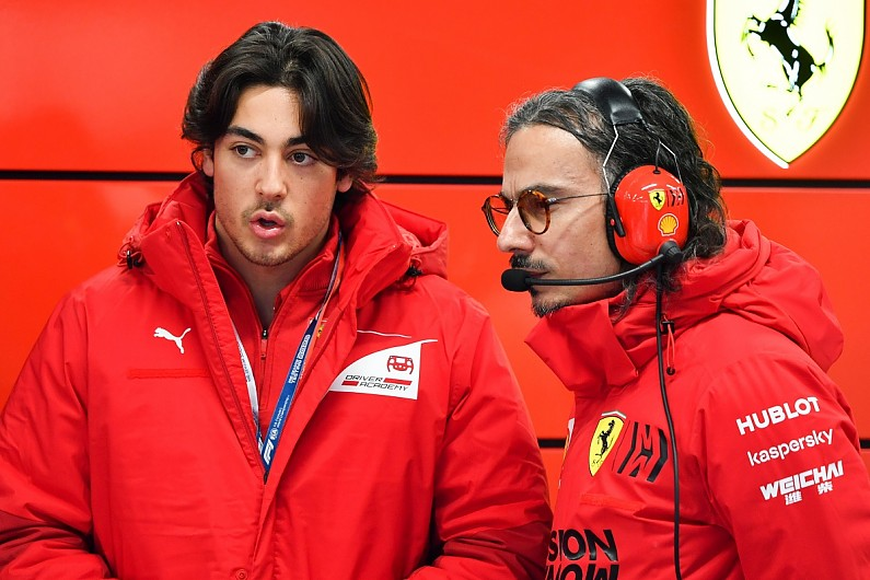 Alesi lands dual Toyota programme in Japan, leaves Ferrari Academy   Other News