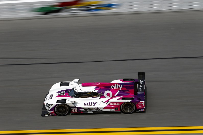 Daytona 24 Hours: Pagenaud leads Friday practice for Action Express at Roar | IMSA SportsCar News