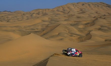 Al-Attiyah trims gap to Dakar leader Peterhansel with hat-trick stage win | Dakar News