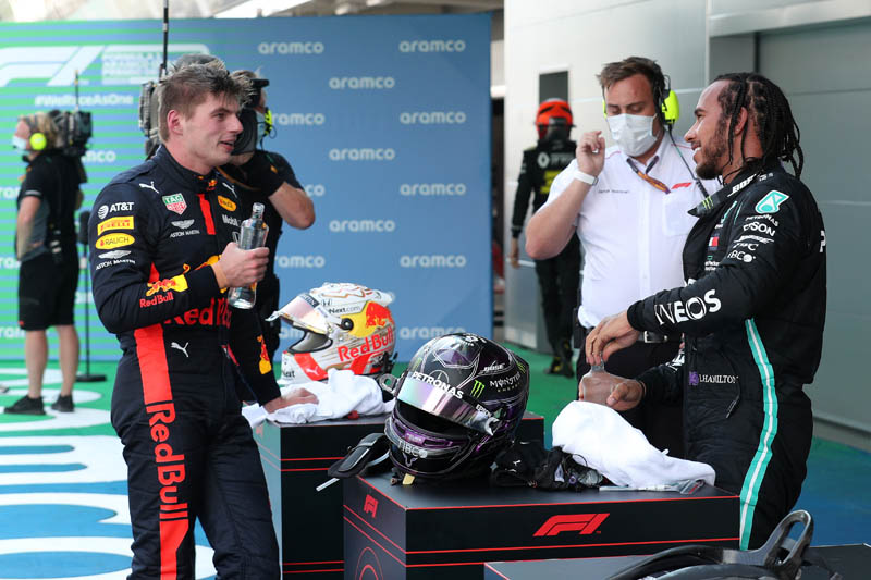 Horner: Max is better than Lewis