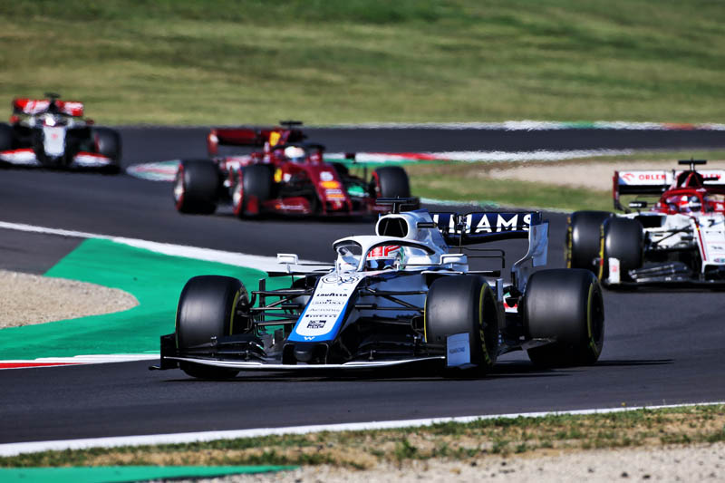 """Williams owners need to """"get their chequebook out"""", warns Brown"""