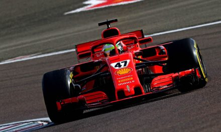 Schumacher back in action at Fiorano
