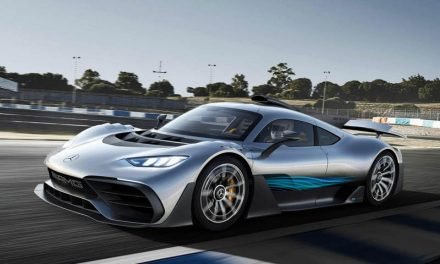 Road cars inspired by F1 technology