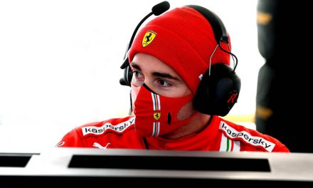 Leclerc back at work for Ferrari