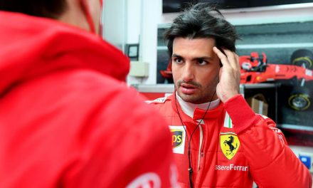 """A day I will never forget,"" says Sainz of Ferrari debut"