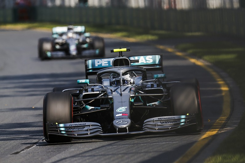 Mercedes tech chief Allison expects return to 2019 F1 downforce levels   F1 News