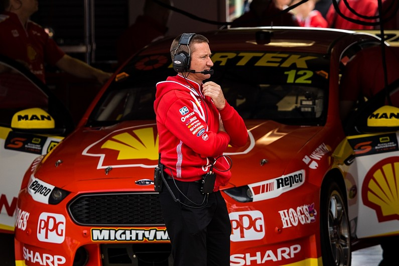 Croke replaces Story as DJR Supercars team boss | Supercars News