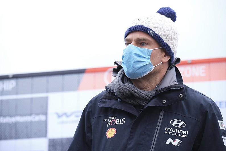 """Hyundai """"cannot be proud"""" of WRC Rally Monte Carlo efforts 