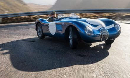 Ecurie Ecosse to build seven Jaguar C-type sportscar continuations | Historics News