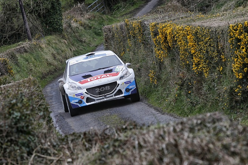 """Rally Northern Ireland promoter still """"committed"""" for 2022 WRC date 