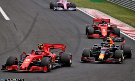 Ferrari target third place but are wary of rivals' tokens advantage · RaceFans