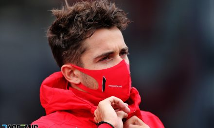 Leclerc is fifth F1 driver to test positive for Covid-19 · RaceFans