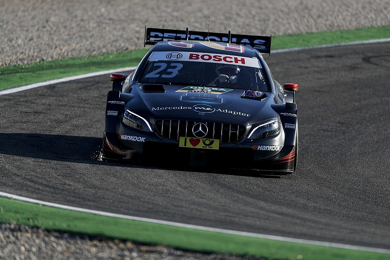 Mercedes evaluating DTM customer team support for GT3 era | DTM News