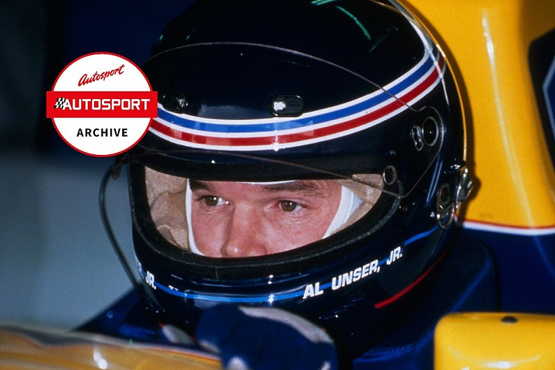 From the archive: When Little Al showed his F1 credentials | F1 News