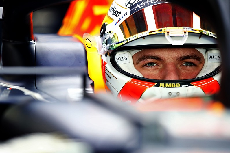 "Verstappen not worried that ""time is ticking"" on F1 title dreams 