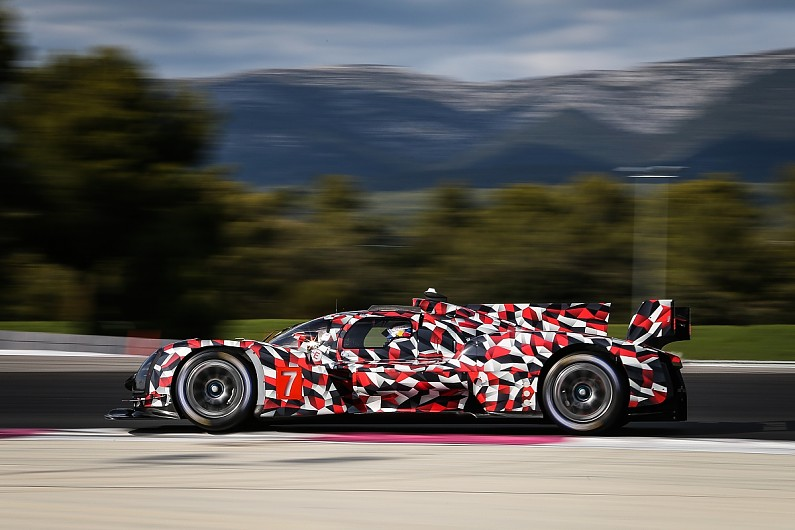 Toyota reveals first images of GR010 HYBRID Le Mans Hypercar for 2021 WEC | WEC News