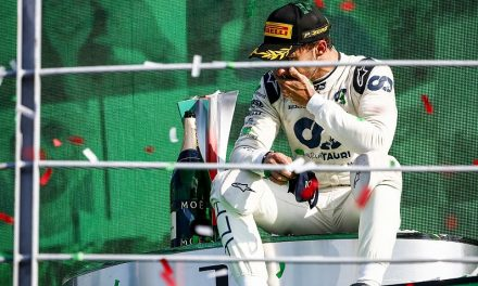 """Gasly remembers """"every single second"""" of shock F1 Italian GP victory   F1 News"""