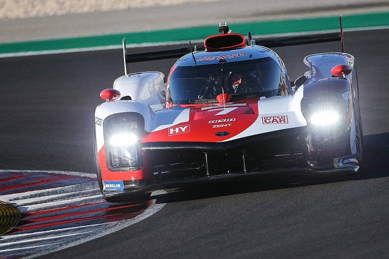 "Toyota ""back on track"" with test plan for Hypercar ahead of 2021 WEC season 